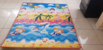 Colourful Kids Playmats