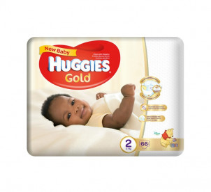 Huggies Extra Care (Size 2) 66s