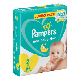 Pampers Active Dry (All Sizes)