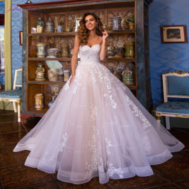 Customised wedding Gowns