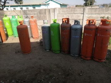 48kgs gas cylinders for sale