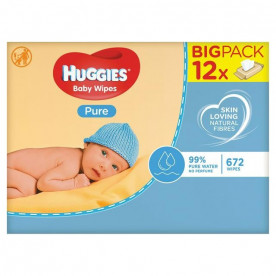 Huggies wipes Box